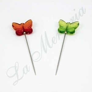 Twin separators - Butterflies - No. 1