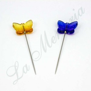 Twin separators - Butterflies - No. 2