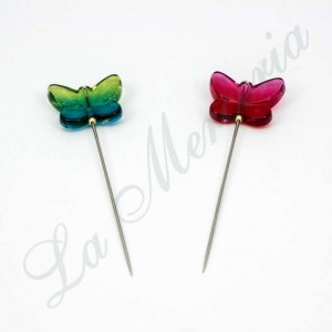 Twin separators - Butterflies - No. 3