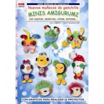 Serie Muñecos de Ganchillo - Nuevos Minis Amigurimi
