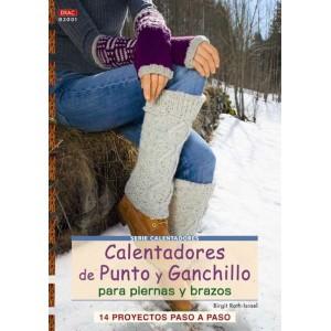 Serie Calentadores - Calentadores de Punto y Ganchillo