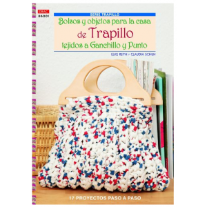 Serie Trapillo - Bolsos y objetos para la casa de Trapillo