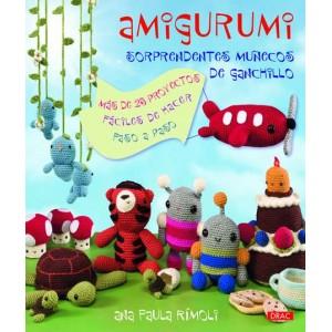Amigurumi - Sorprendentes muñecos de Ganchillo