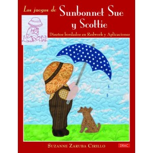 Los juegos de Sunbonnet Sue y Scottíe