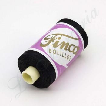 "Thread 100% Cotton - Mercerised - ""Finca"" - Black"