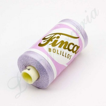 "Thread 100% Cotton - Mercerised - ""Finca"" - Purple 2687"