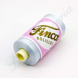 "Thread 100% Cotton - Mercerised - ""Finca"" - Blue 3299"