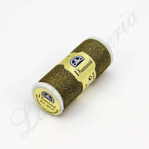 "Metallic thread - ""Diamant"" - ""DMC"" - Old Gold - 1/C"
