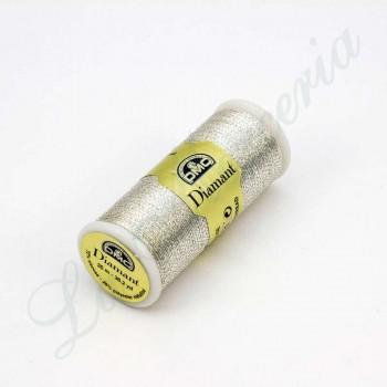 """Metallic thread - """"Diamant"""" - """"DMC"""" - 1/C"""