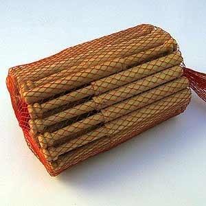 Straight bobbins in boxwood - Thin - 12 cm. - 50 units