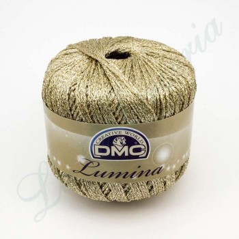 "Metallic thread ball - ""Lumina"" - ""DMC"""