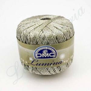 """Metallic thread ball - """"Lumina"""" - """"DMC"""""""
