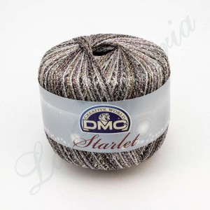 "Metallic thread ball - ""Starlet"" - ""DMC"""