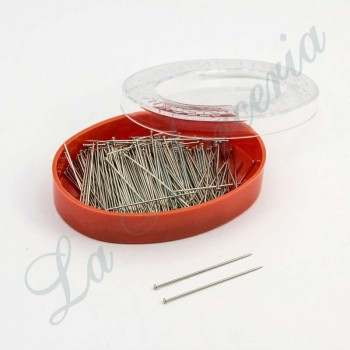 Steel needle box - No. 8-E - 34 x 0,60 mm. (25 gr.)