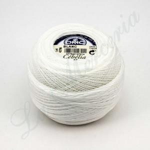 """Ball 100% Cotton - """"Cebelia"""" - """"DMC"""" - White"""