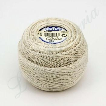 "Ball 100% Cotton - ""Cebelia"" - ""DMC"" - Crudo"