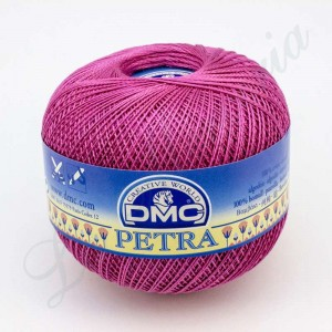 "Ball 100% Cotton - ""Petra"" - ""DMC"" - No. 8"