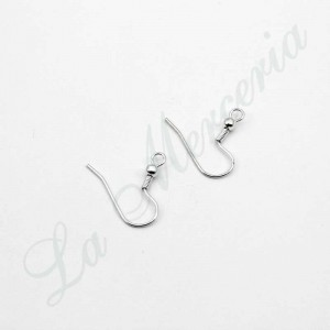 Hook earrings  - A -