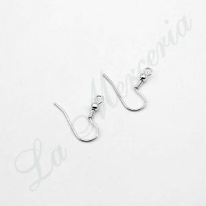 Hook earrings  - A -