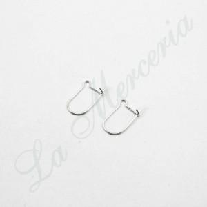 Hook earrings - C -