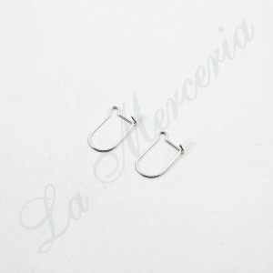 Hook earrings - C -