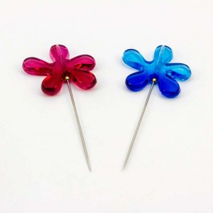Twin separators - Flowers - No. 2