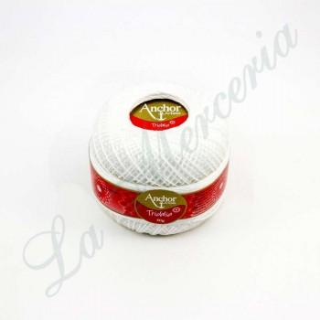 "Ball 100% Cotton - ""Tridalia"" - 50 gr. - White"