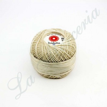 "Ball 100% Cotton - ""Tridalia"" - 50 gr. - Ecru"