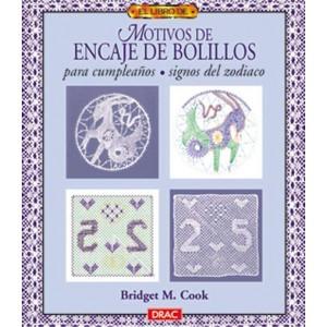 Motivos de Encaje de Bolillos - Para cumpleaños - Signos del zodiaco