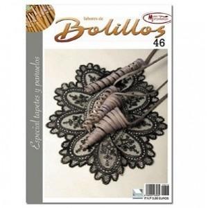 Labores de Bolillos - Nº 46 - Especial tapetes y pañuelos
