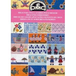 DMC - Ideas para toallas