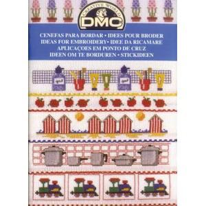 DMC - Cenefas para bordar