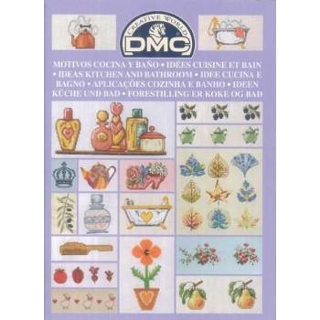 DMC - Motivos cocina y baño