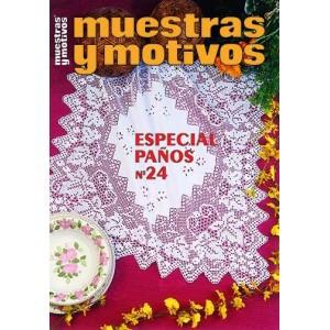 MyM Especial - Paños - Nº 24