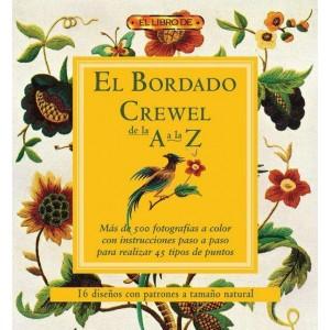 El Libro de... - El Bordado Crewel de la A a la Z