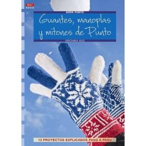 Serie Punto - Guantes, manoplas y mitones de Punto