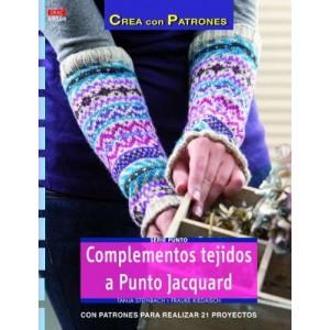 Serie Punto - Complementos tejidos a Punto Jacquard