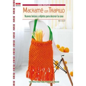 Serie Trapillo - Macramé con Trapillo - Bolsos