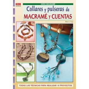 Editorial Drac - Macramé - Collares y pulseras de Macramé y Cuentas