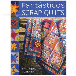 Editorial Drac - Fantásticos Scrap quilts