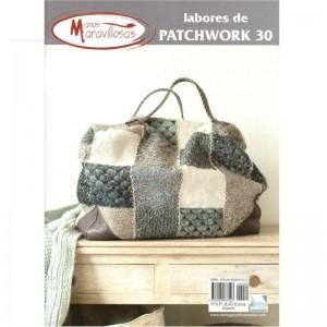 Labores de Patchwork - Nº 30