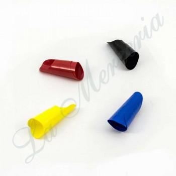 Dedalina de plástico - Colores surtidos