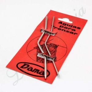 "Plaiting needles - ""Dama"""