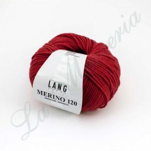 """Wool """"Merino 120"""" - """"Lang"""""""