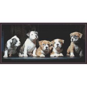 """Cachorros"" - Gráfico"