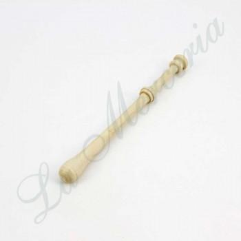 """Bolillo de madera de Boj - """"Francés"""" (11,3 cm.)"""