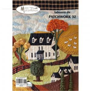 Labores de Patchwork - Nº 32