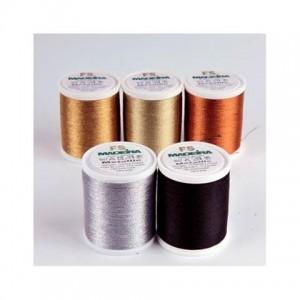 "Metallic thread - ""Madeira""  - FS No.  15"