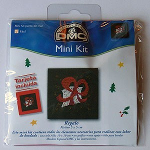 "Mini kit - ""Present"" - Included card"