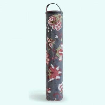 Estuche para agujas de tricot -  Colombines Flowers Vintage -DMC